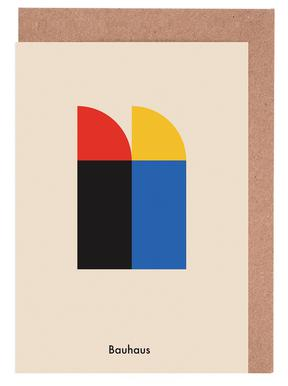 Bauhaus Archive Berlin Greeting Card Set