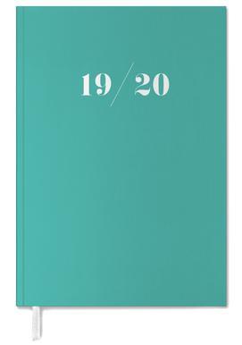 2019/ 2020 Turquoise