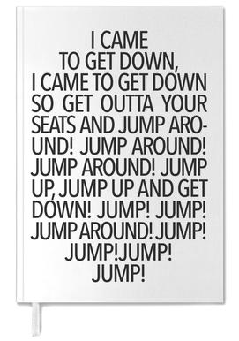 Jump! Personal Planner
