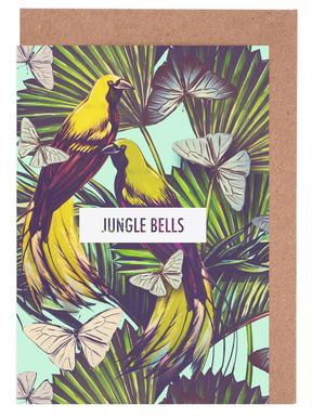 Jungle Bells! Greeting Card Set