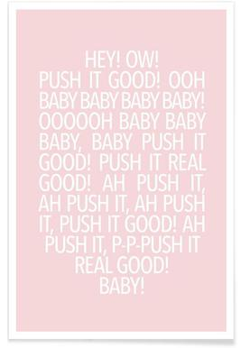 Real Good Pink -Poster
