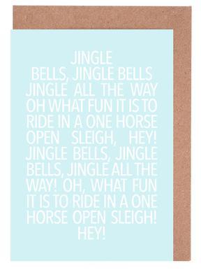 Jingle Bells Blue