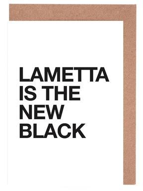 Lametta Is The New Black