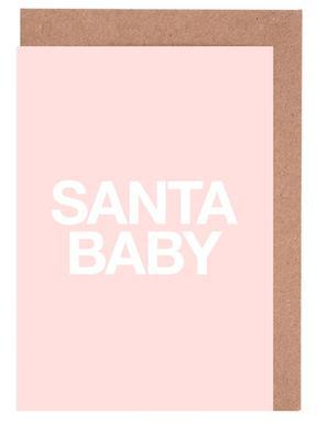 Santa Baby Pink