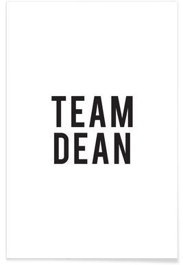 Team Dean -Poster