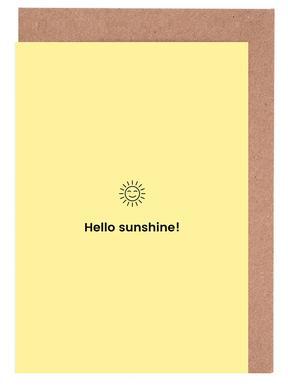 Bright Light Greeting Card Set