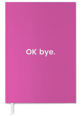 Bye Personal Planner