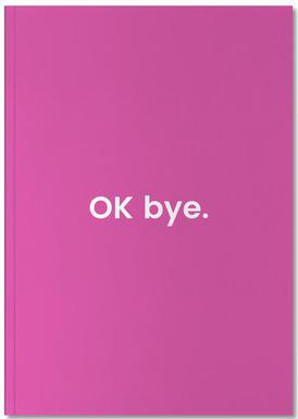 Bye Notebook
