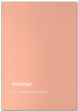 For Mum Notebook