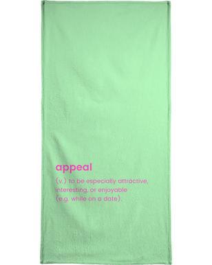Appeal Bath Towel