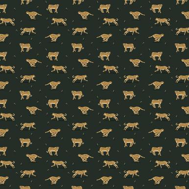 Leopard Pattern Acrylic Print