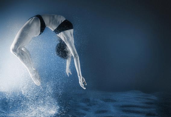 Dance, Dance, Dance 11 Acrylic Print