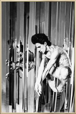 Dance, Dance, Dance 31 -Poster im Alurahmen