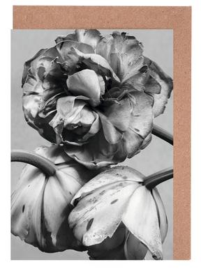 Staub - Tulpe befleckt Greeting Card Set