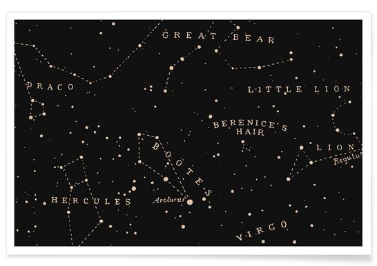 Constellation I poster