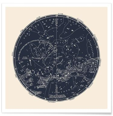 Southern Constellations poster