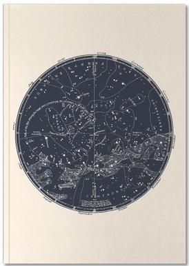 Southern Constellations Notebook