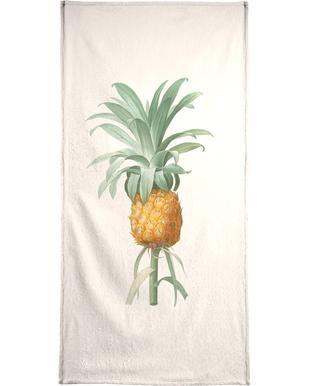 Ananas Bath Towel