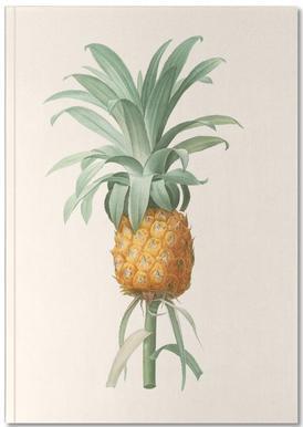 Ananas notitieboekje