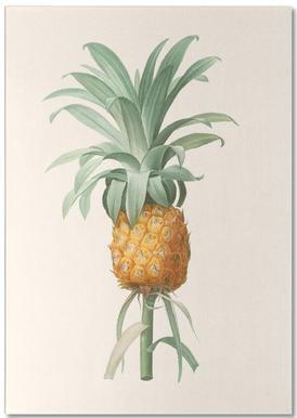 Ananas notitieblok