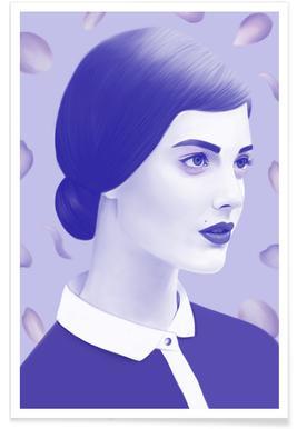 Roses - Premium poster