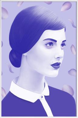 Roses - Poster im Kunststoffrahmen