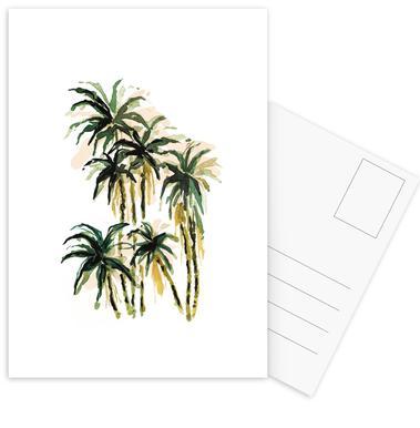 Plants 01 Postcard Set