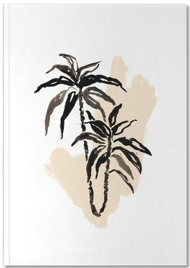 Plants & Colours 3 Notebook