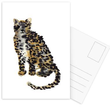 Leopard II Postcard Set