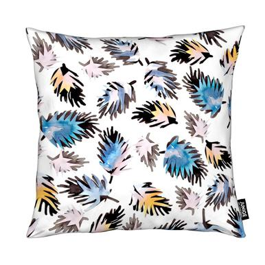Palm Leaves coussin