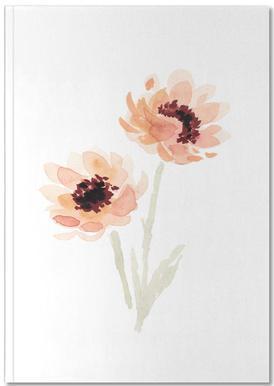 Paeonia Notebook