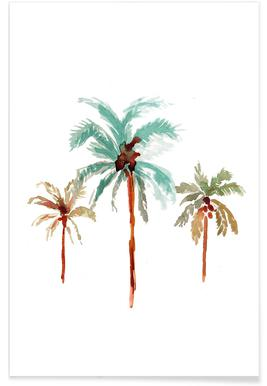 Palm Tree 1 affiche