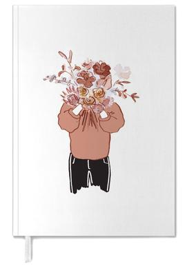 Blumenfrau -Terminplaner