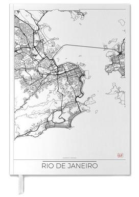 Rio de Janeiro Minimal -Terminplaner