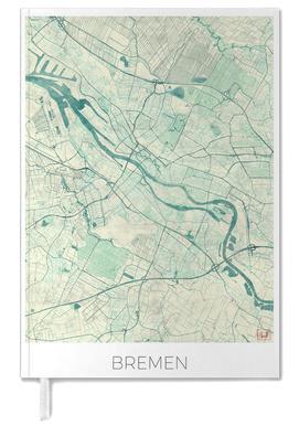 Bremen Vintage Personal Planner
