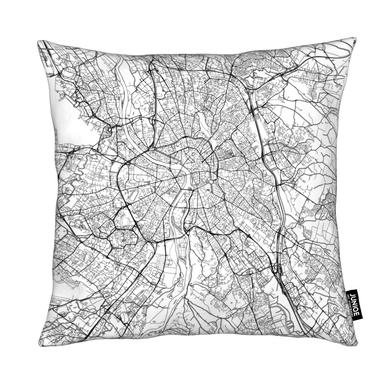 Toulouse Minimal coussin