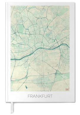 Frankfurt Vintage -Terminplaner