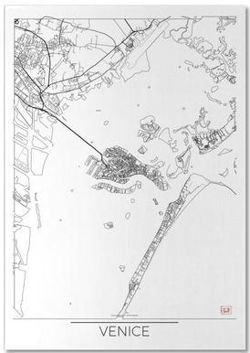 Venice Minimal bloc-notes
