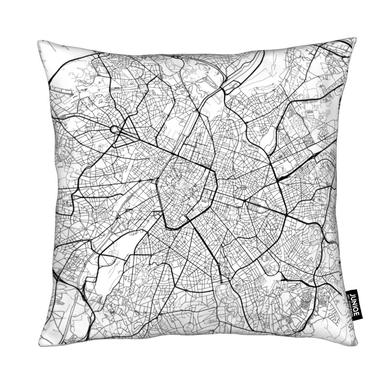 Brussels Minimal coussin