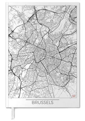 Brussels Minimal -Terminplaner