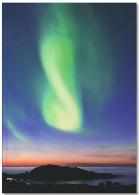 The Northern Lights 01 Notebook