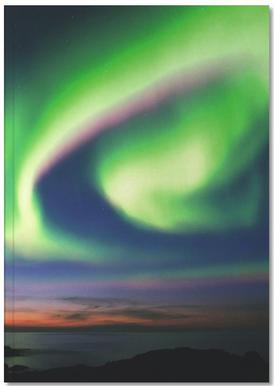 The Northern Lights 02 Notebook