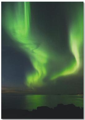 The Northern Lights 08 Notebook