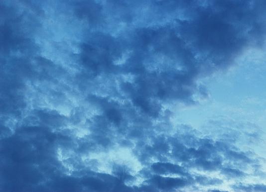 Into The Blue -Leinwandbild