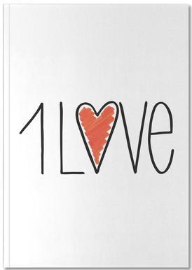 1Love Notebook