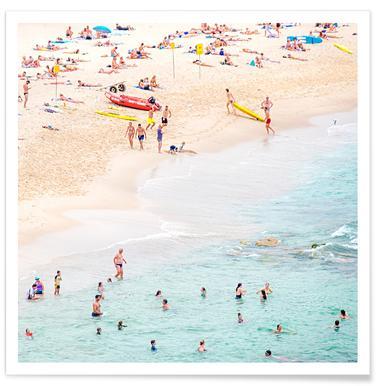 Beach - Premium Poster