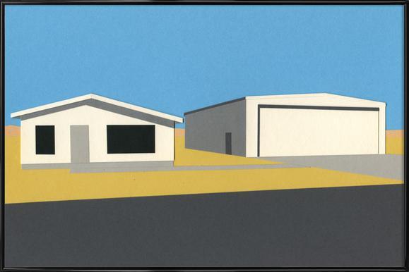 Arizona House with Airplane Garage