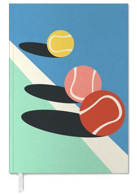 3 Tennis Balls Personal Planner