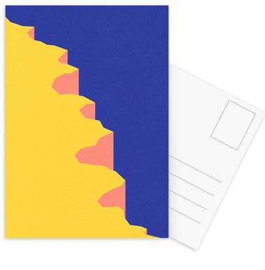 Big Sur V Postkortsæt