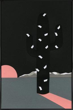 Black Sierra Nevada Plakat i standardramme